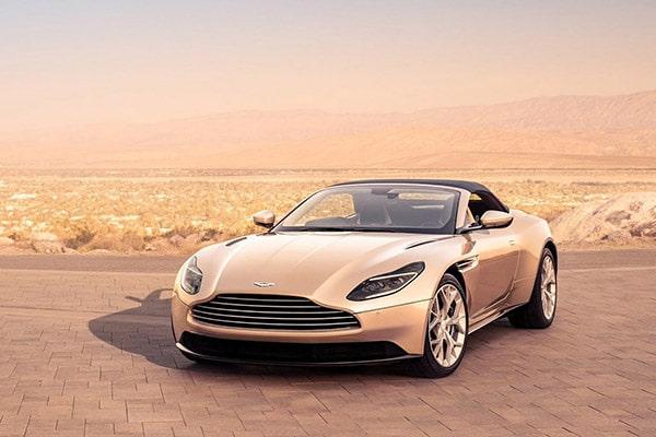 Aston Martin Rental St Tropez Cannes Monaco Excellence Riviera