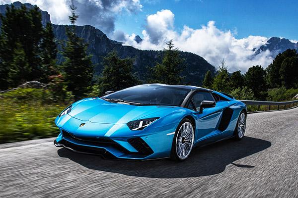 Lamborghini S Roadster Car