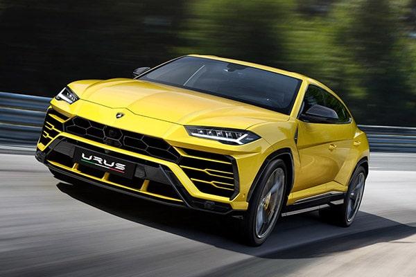 Lamborghini Urus Car