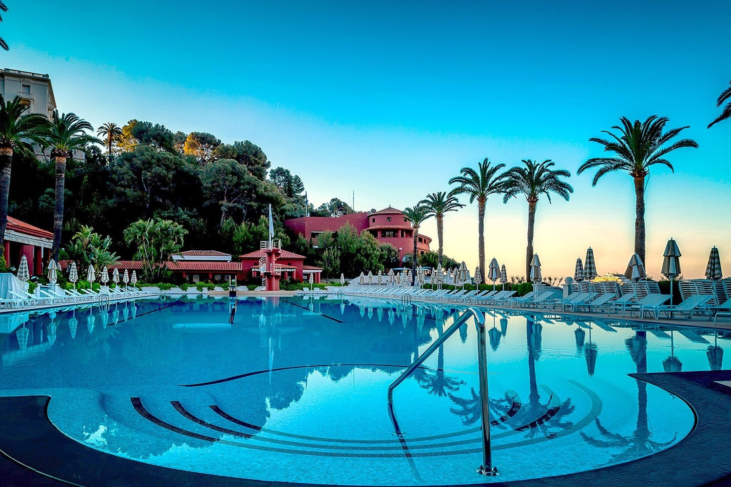 Monte Carlo Beach Club Monaco Information Photos And Rates