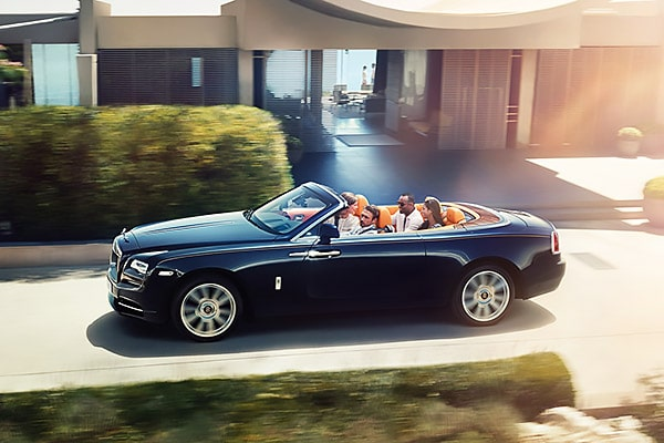 Rolls Royce Dawn Car