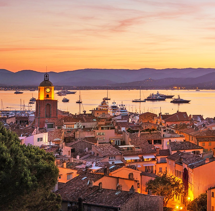 Saint-Tropez, French Riviera, France