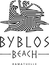 Logo de la plage Byblos Beach Ramatuelle