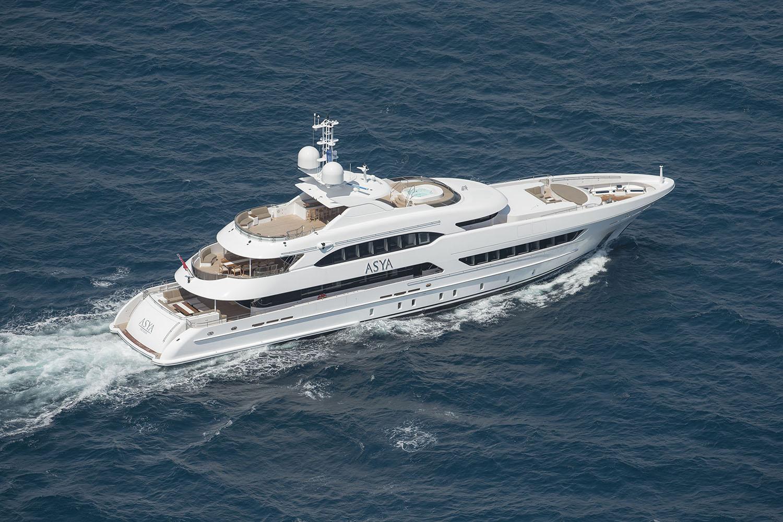 Yacht Asya (Heesen)
