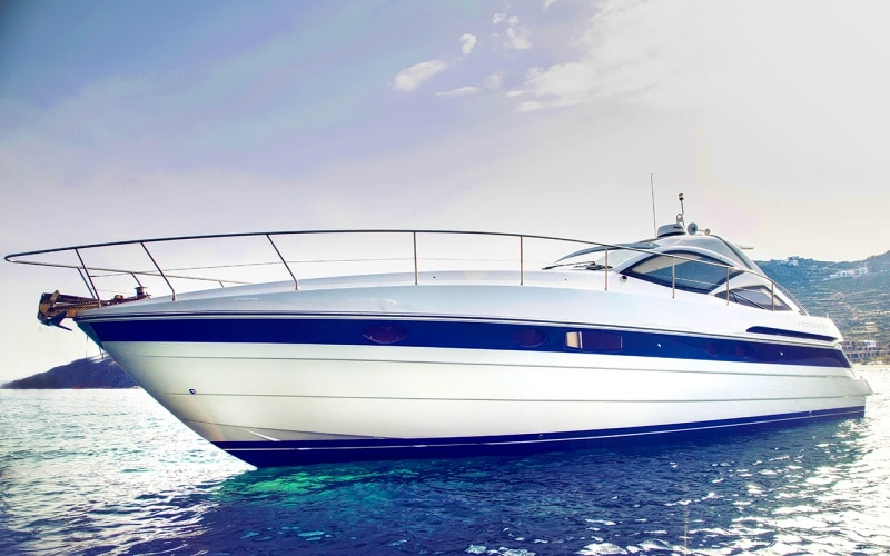 Yacht Pershing 43