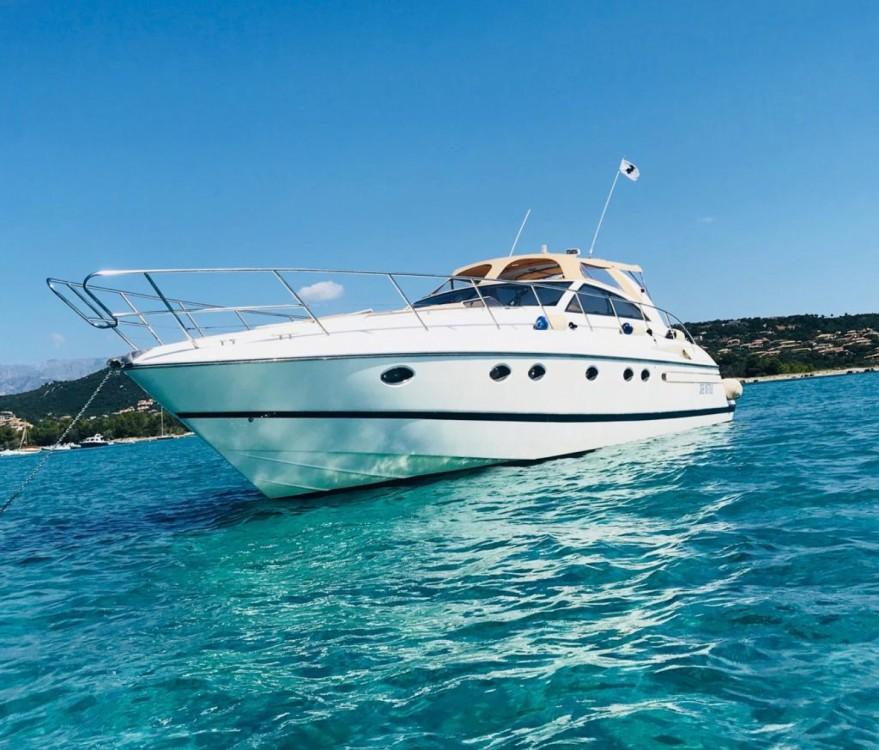 Yacht Emeraude (Princess V55)