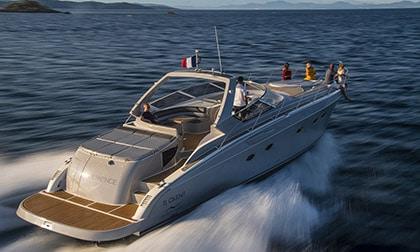 Location Yacht Numarine 52S