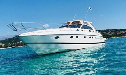 Location Yacht Princess V55