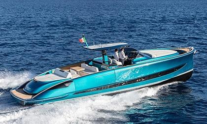 Location Yacht Solaris 48