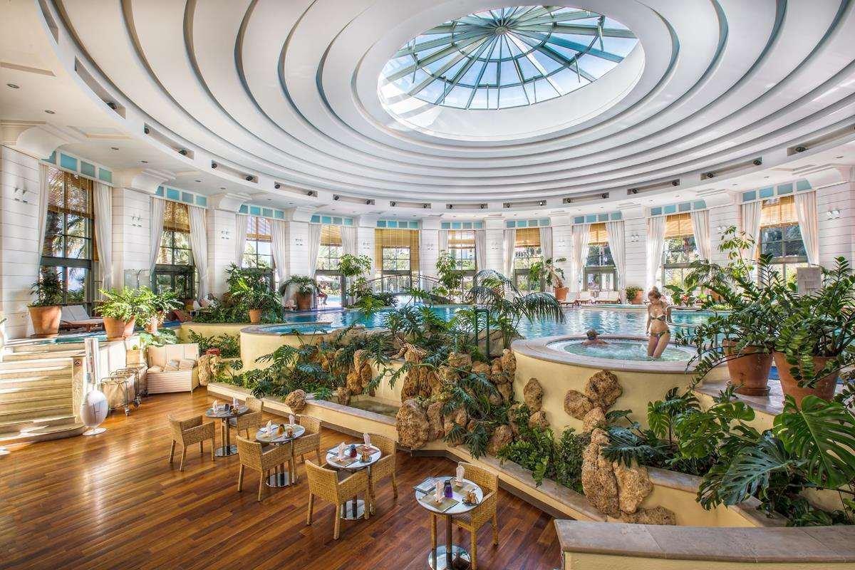 Cinq Mondes Spa of the Hotel Monte-Carlo Bay, Monaco
