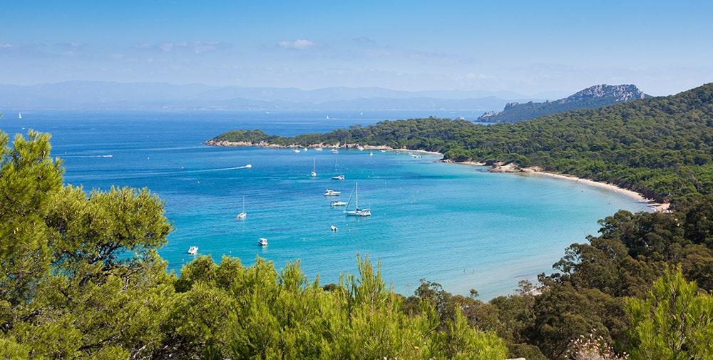 The Golden Islands: Porquerolles, Port-Cros and Île du Levant