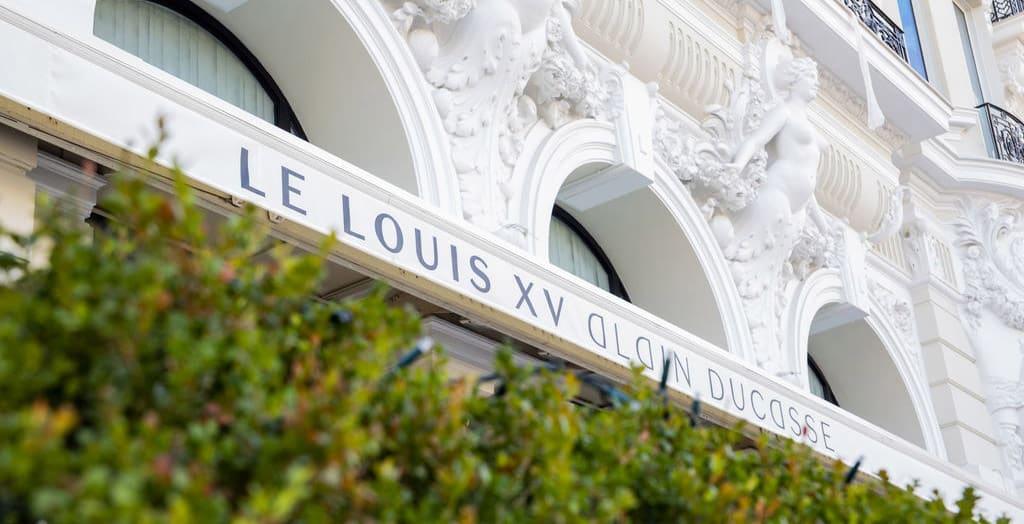 "Illustration article ""The 3 best restaurants in Monaco"""