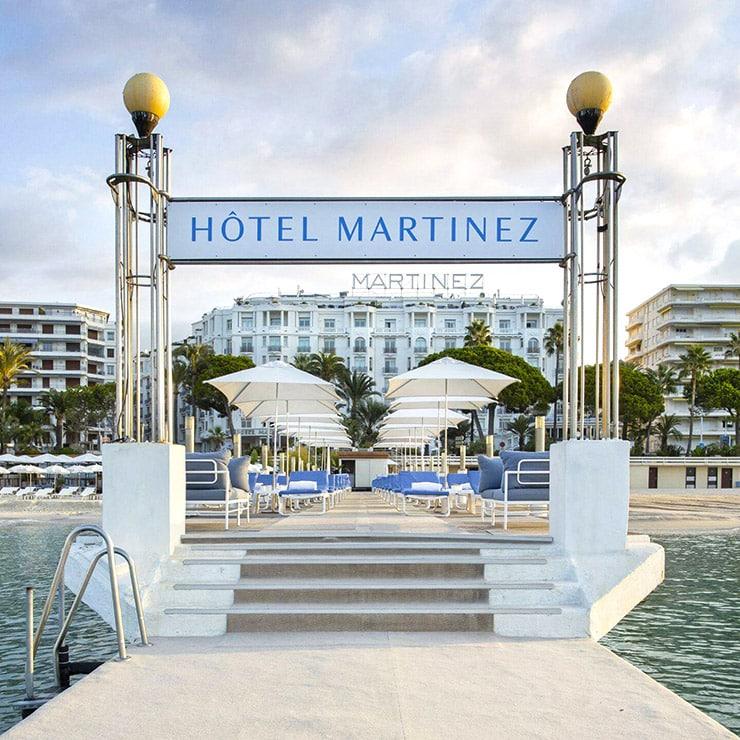 Cannes luxury hotel