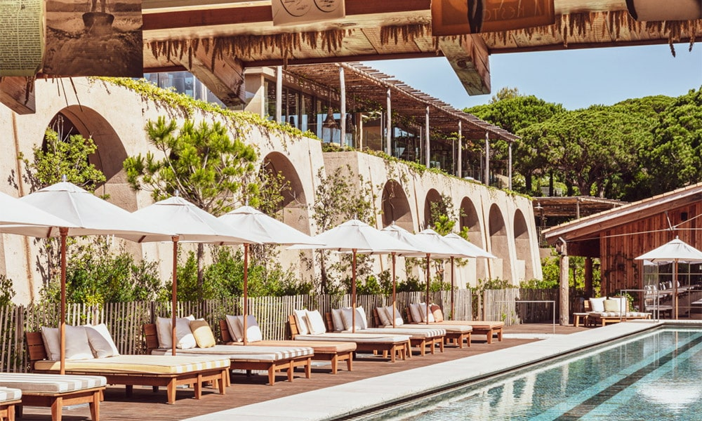 Hotel Lily Of The Valley designed by Starck