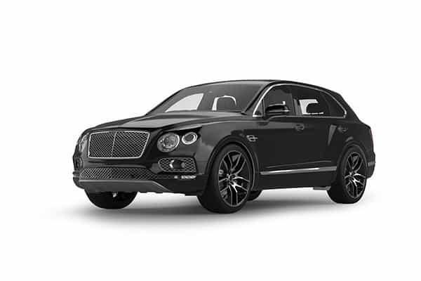 Luxury SUV car
