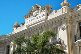 Luxury hotel in Monaco