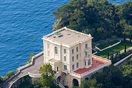Luxury villa in Monaco