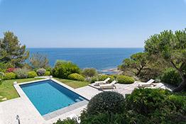 Luxury villa in Saint-Tropez