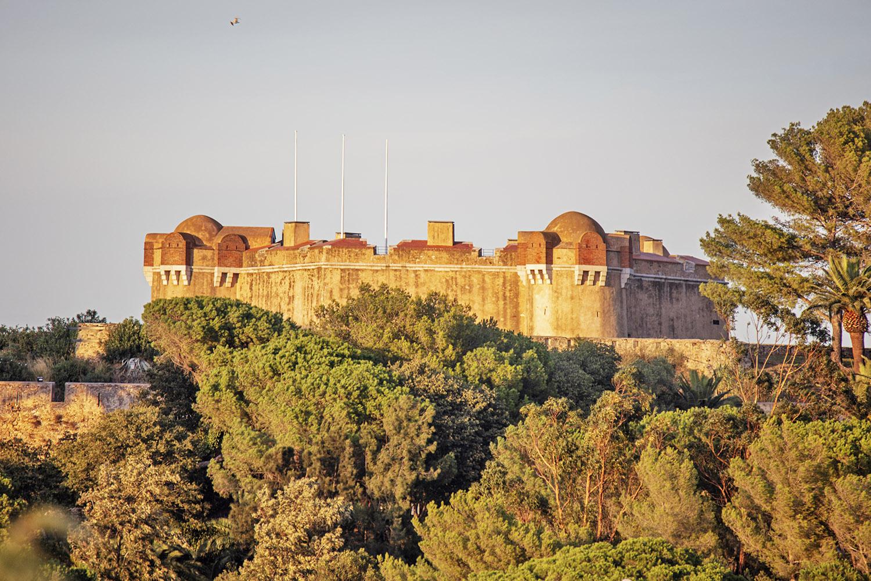 The Citadel of Saint-Tropez