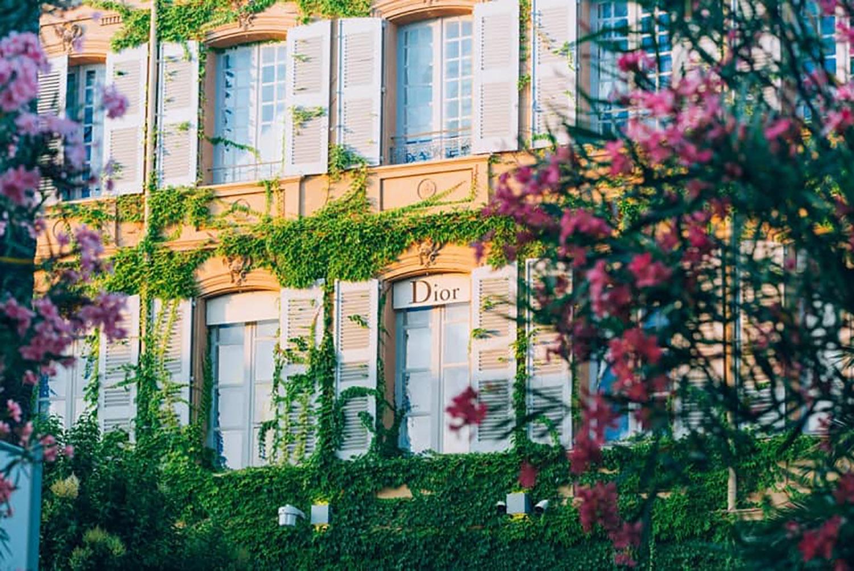 Dior des Lices Restaurant, Saint-Tropez
