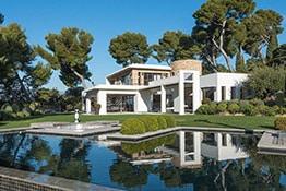 Villa de luxe à Cannes