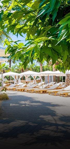 French Riviera Private Beaches