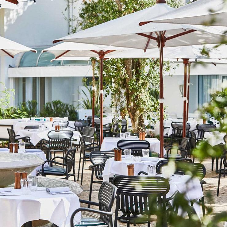 Restaurant haut de gamme à Cannes
