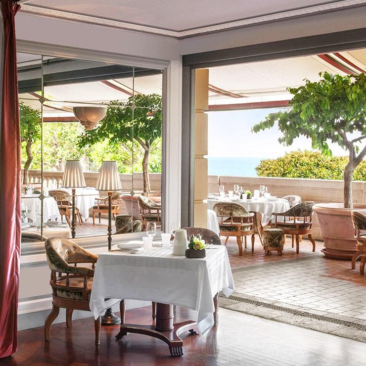 Restaurant haut de gamme à Monaco