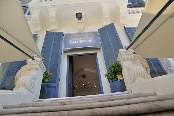 L'Antidote Restaurant in Cannes