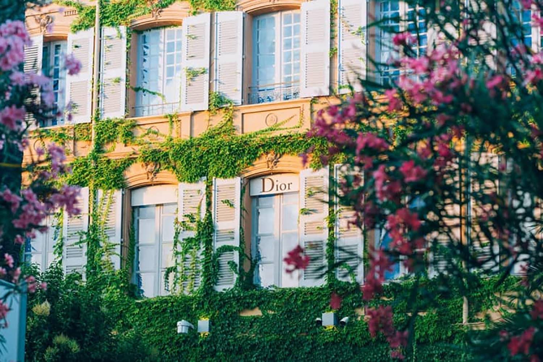 Restaurant Dior des Lices, Saint-Tropez
