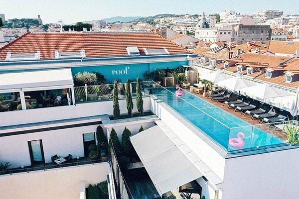 Hôtel Five Seas Hotel à Cannes