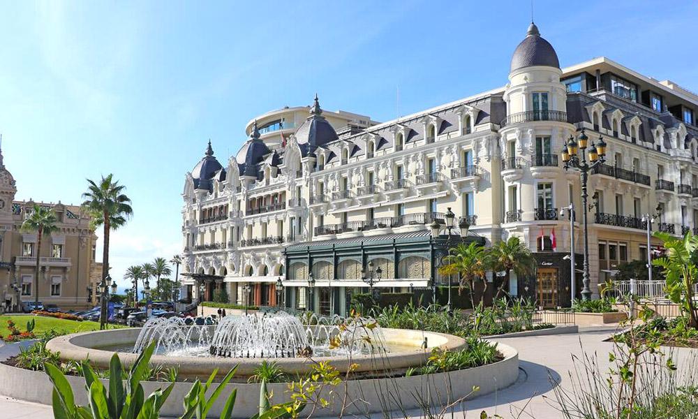 Hotel de Paris Monte-Carlo, Monaco