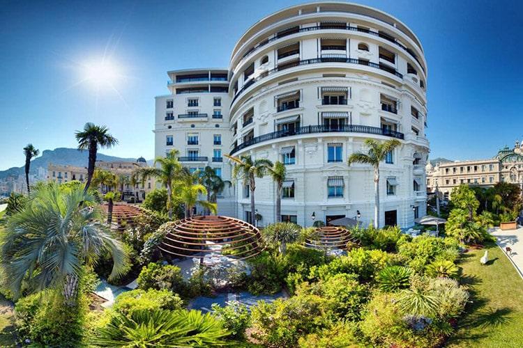 Hotel de Paris Monte Carlo à Monaco