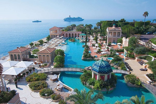 Hotel Monte Carlo Bay in Monaco