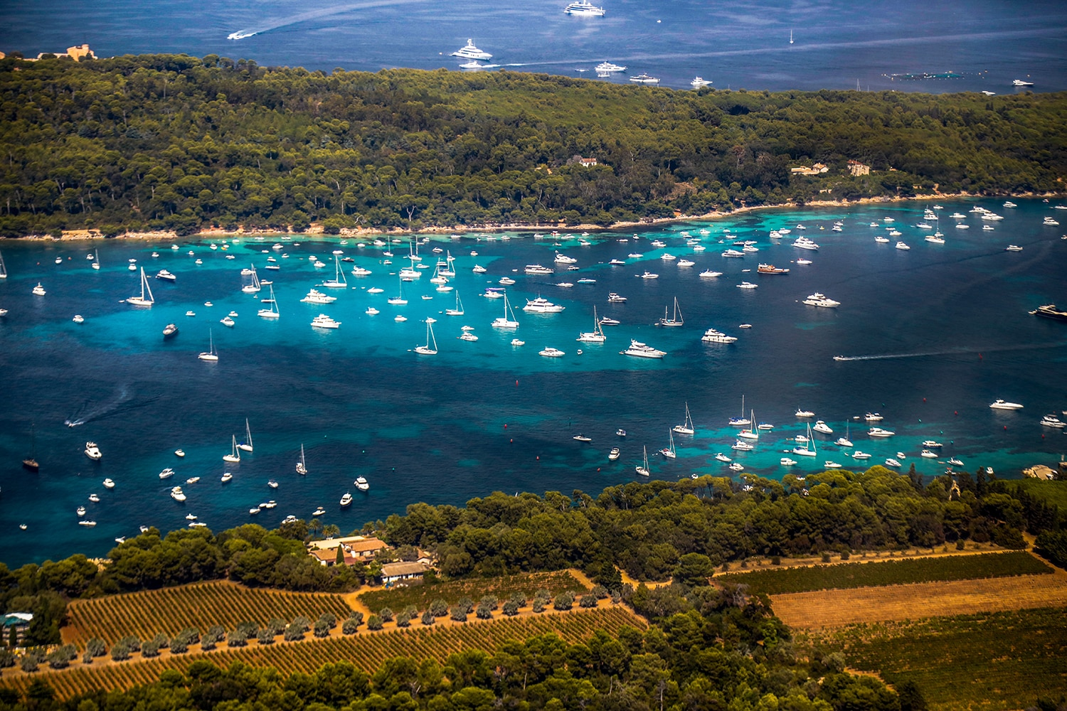 Lérins Islands, French Riviera