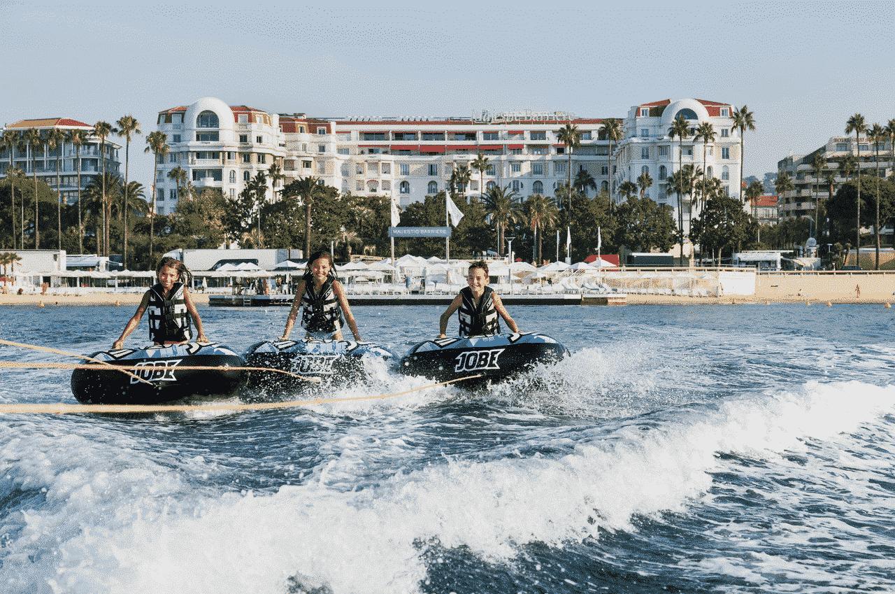 Activités nautiques à Cannes