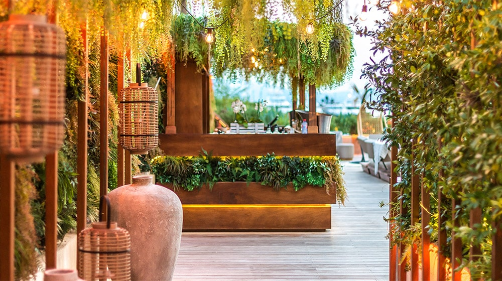 The 3 best rooftops in Cannes