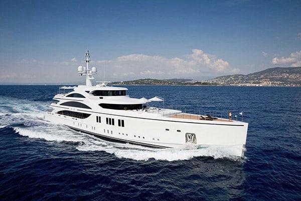Yacht 11.11 (Benetti Custom)