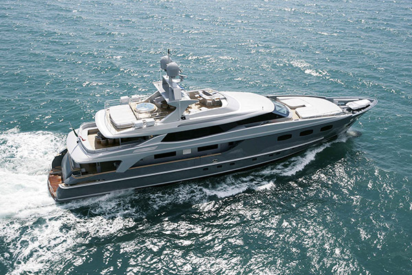 Yacht Annamia (Baglietto Yachts)