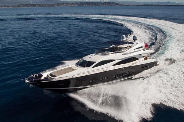 Yacht Biancino (Sunseeker 90)