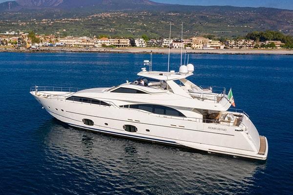 Yacht Ethna (Ferretti 97 Custom Line)