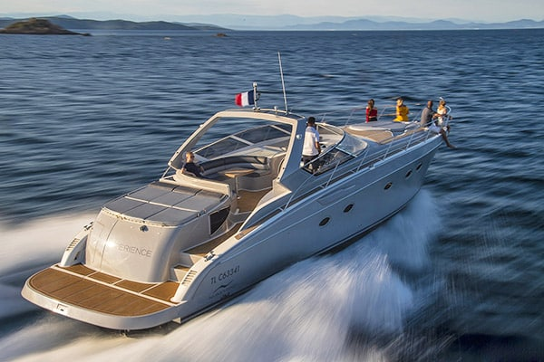 Yacht Experience (Numarine 52S)