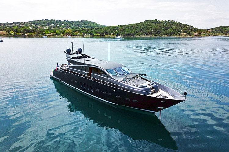 Yacht OSE (Leopard 31 Open)