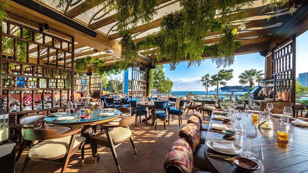Restaurant Le Coya à Monaco