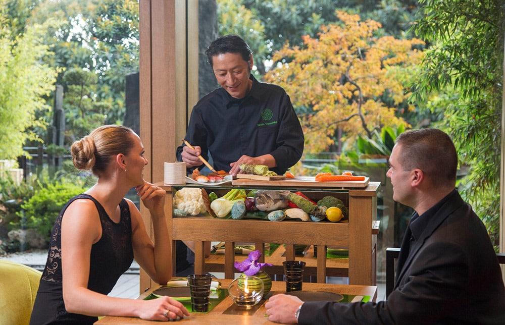 Photo du restaurant Yoshi Monte-Carlo et son chef