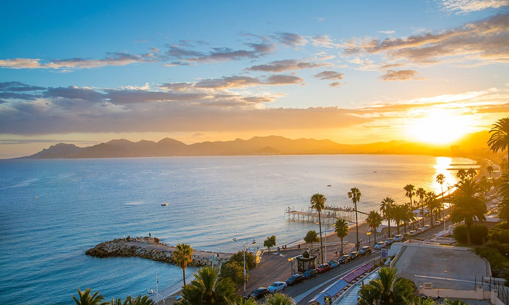 Luxury stay in Cannes