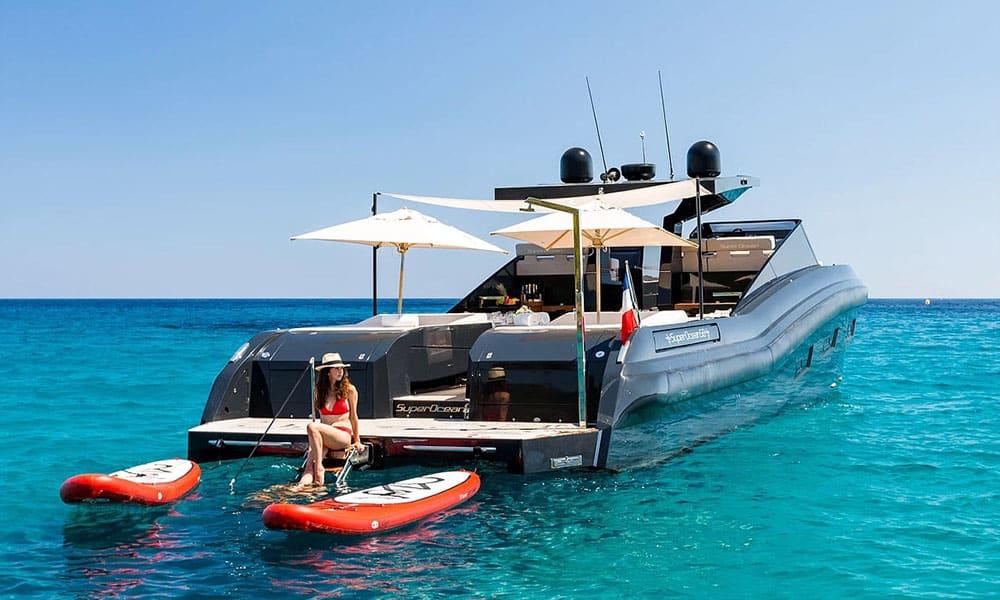 Yacht Superocean 58