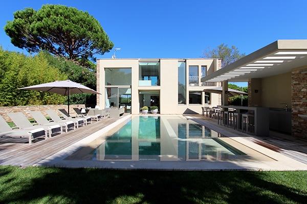 Villa Rose in Saint-Tropez