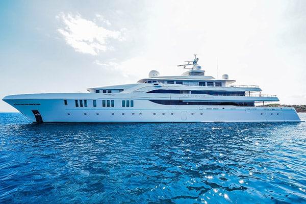 Yacht ELEMENTS (Yachtley Custom)