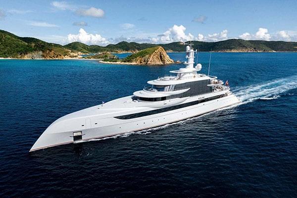 Yacht EXCELLENCE (Abeking & Rasmussen)